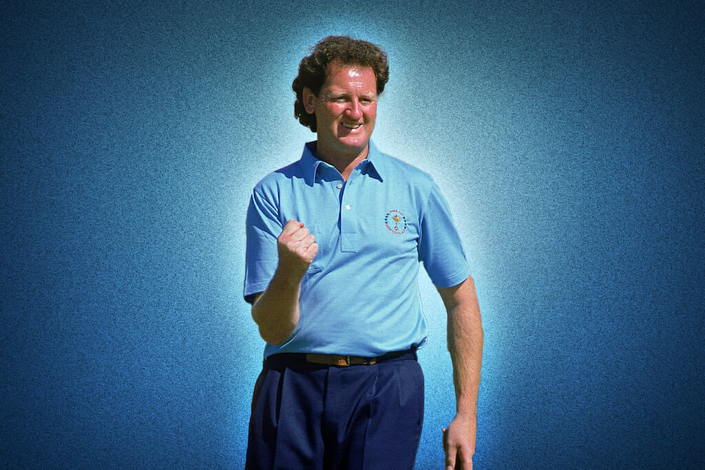 Eamonn Darcy– a lifetime in golf and a legend that will live forever