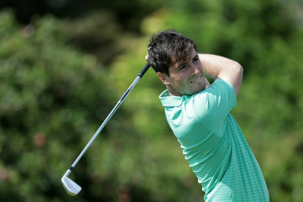 Crunch-time for McElroy at EuroPro Tour Championship