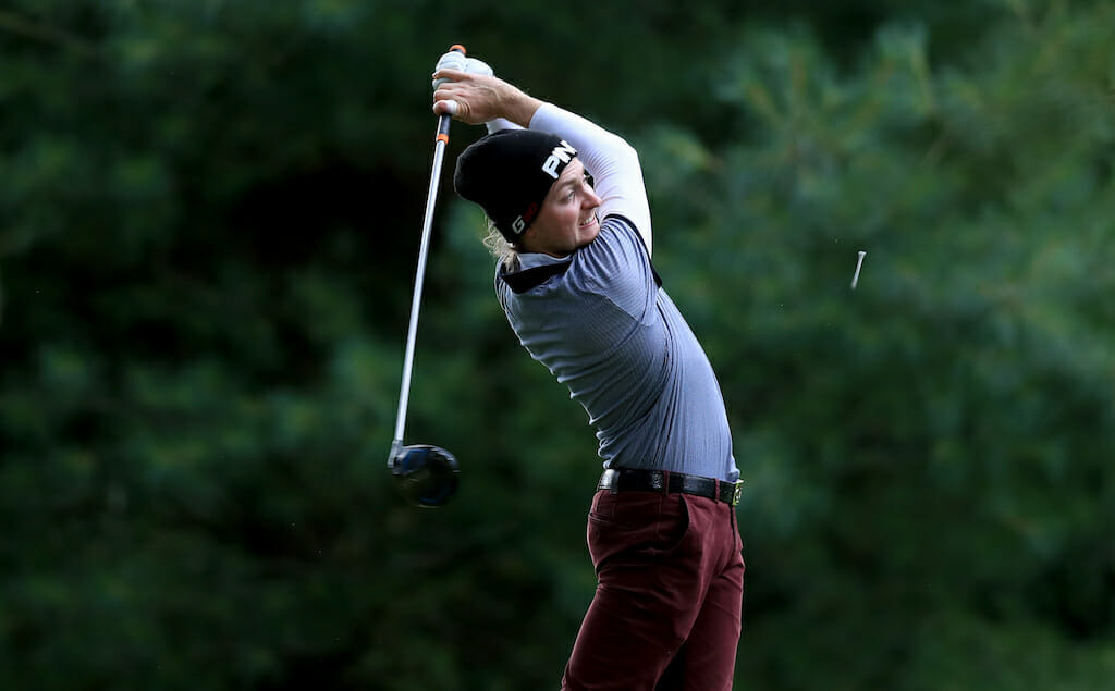 Carey opens with superb 67 at Alps Tour Grand Final