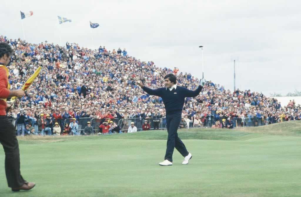 10 Years On: R&A to celebrate the life of Seve Ballesteros