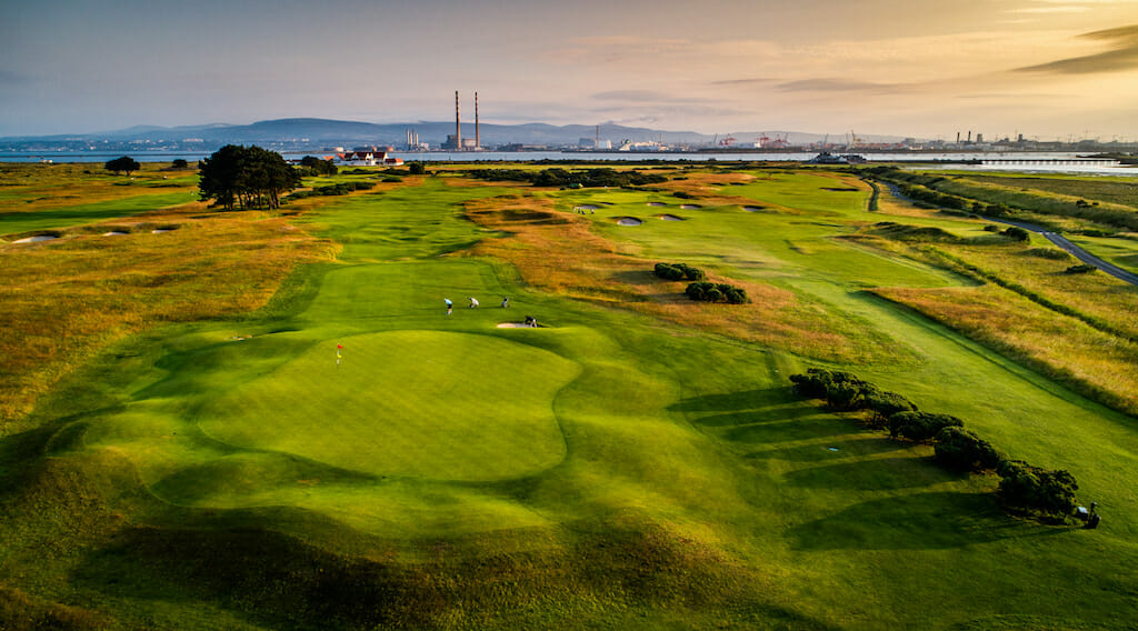 Lumsden Cup tradition gathers strength with superb turnout at Royal Dublin