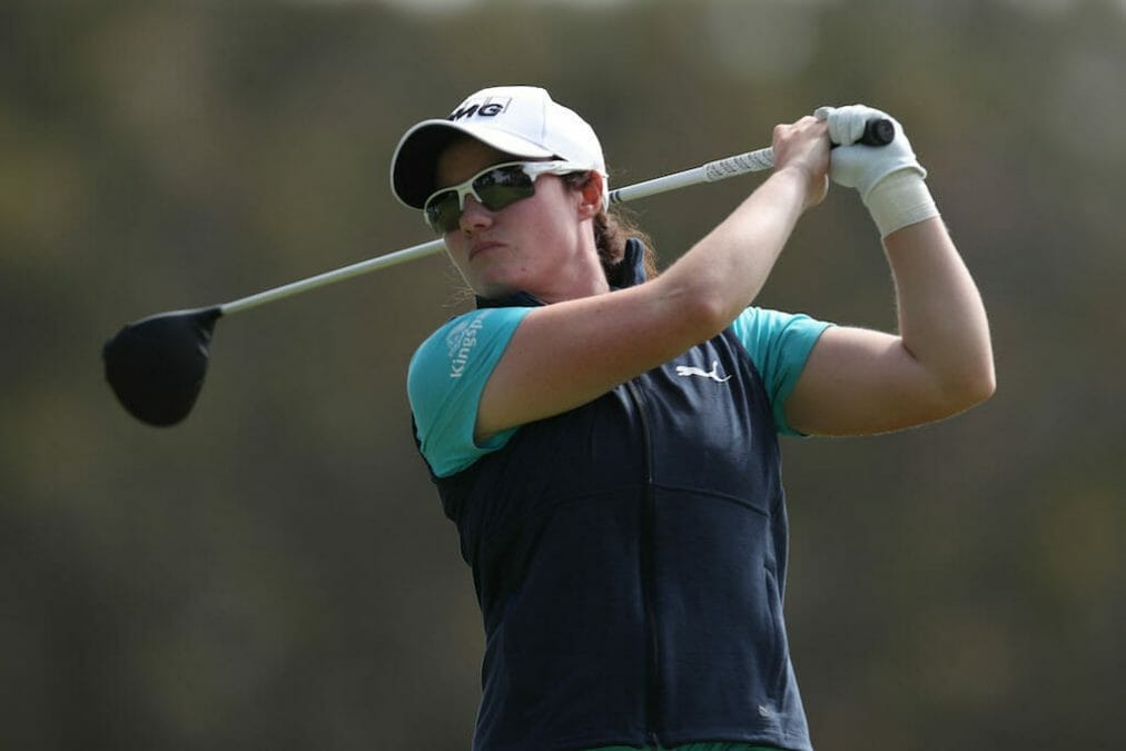 Maguire slips back at BMW Ladies Championship in South Korea