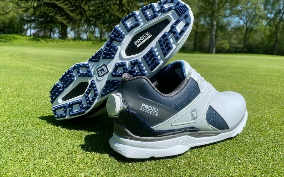 FootJoy upgrade its Pro|SL Carbon series to include BOA