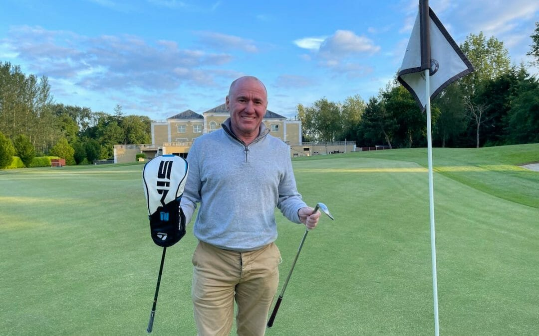 Reavey claims top spot at Palmerstown House Estate