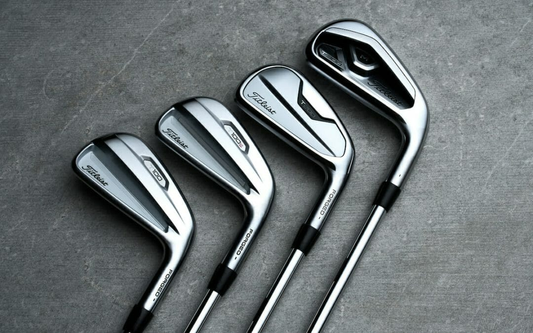 Titleist unveil their 2021 T-Series Irons and utility clubs
