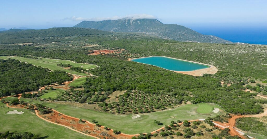 World's first Olympic Academy Golf Course launched