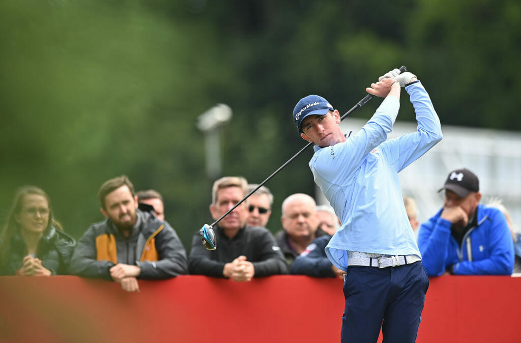 McKibbin & McElroy with all to play for at ISPS Handa World Invitational