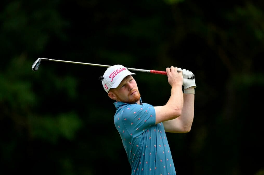 Murphy in the mix as fine form continues in Spain
