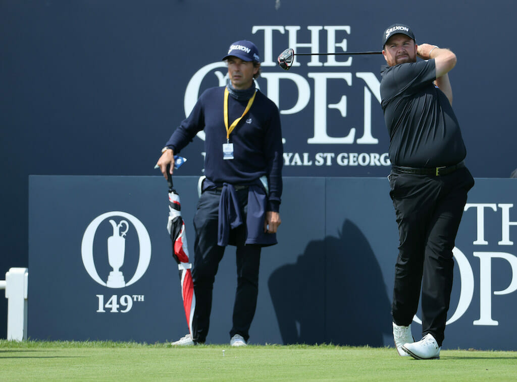 Lowry believes he could benefit from being in The Open bubble