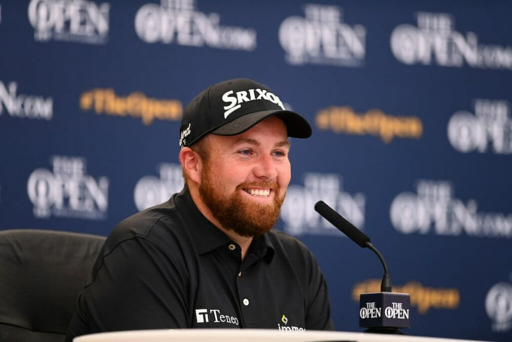 Lowry somewhat relieved his reign as Open champion has ended