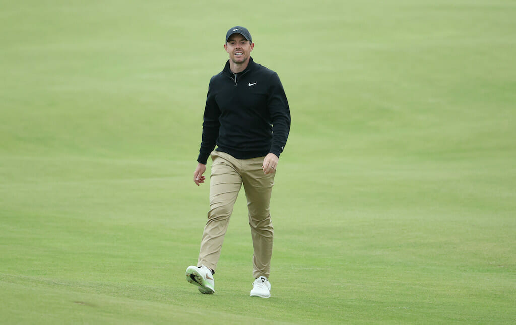 McIlroy says he's found something, and I believe him