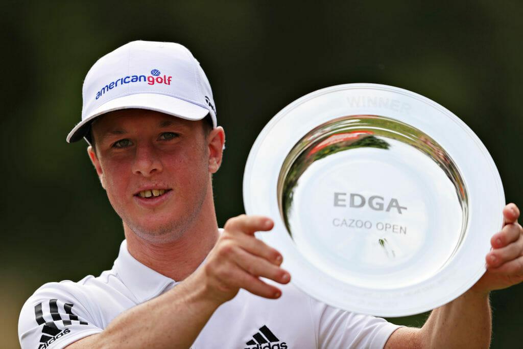 Lawlor takes inaugural EDGA Cazoo Open title at Celtic Manor