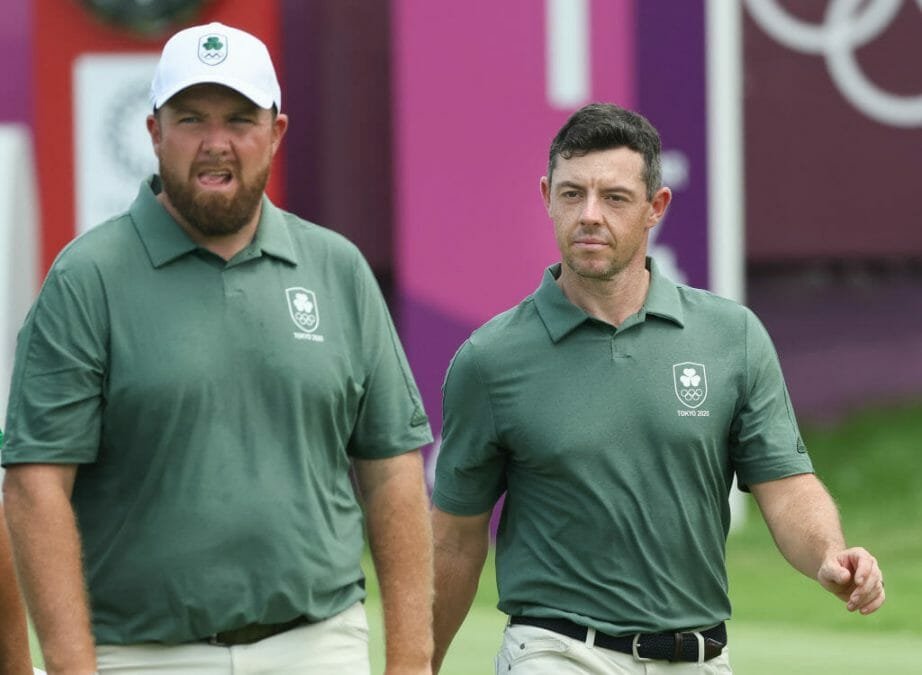 Reflecting on men's golf in The Olympics