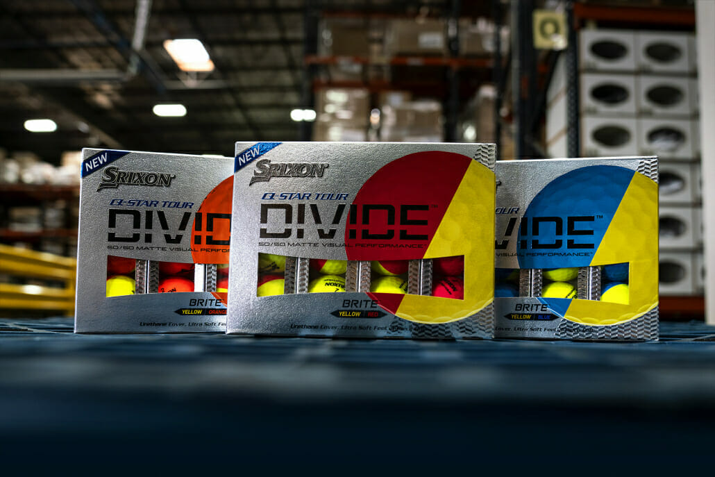 Start seeing double – Srixon launch Q-Star Divide