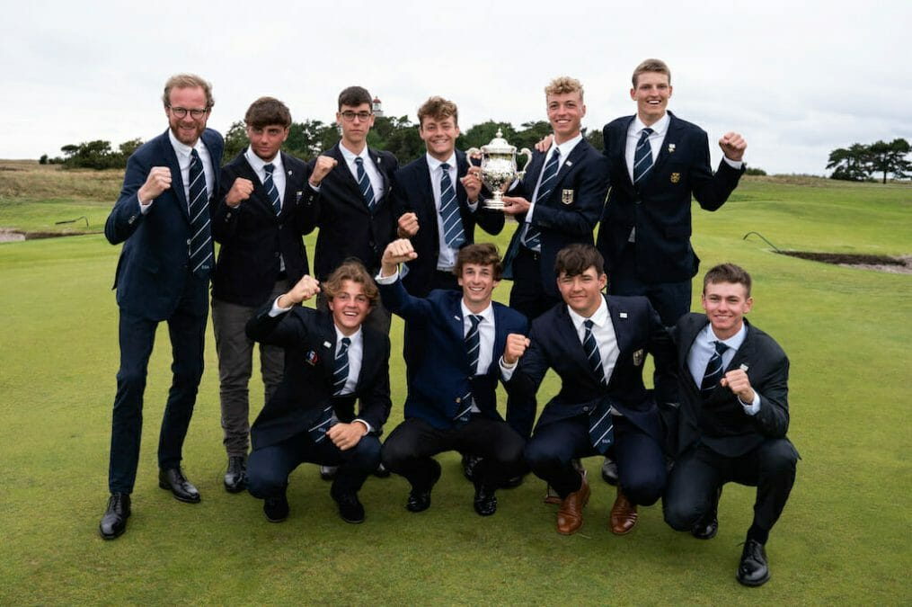 Continent of Europe enjoy comprehensive win at Jacques Léglise