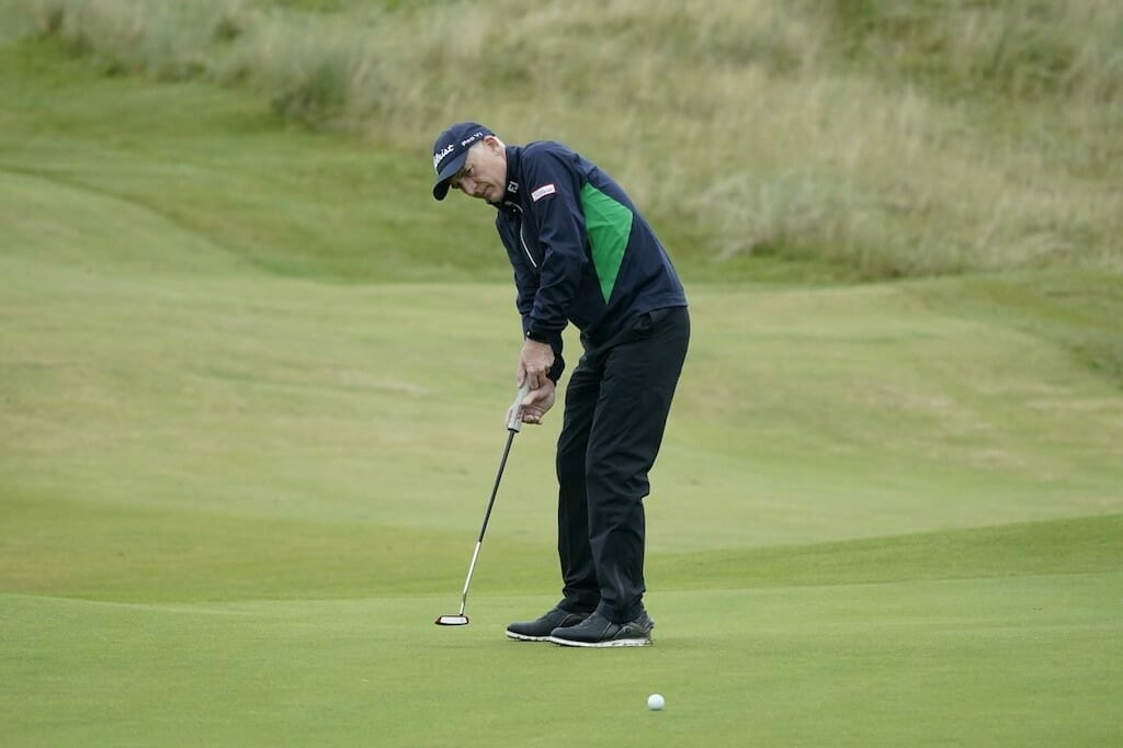Price takes charge at Irish Legends