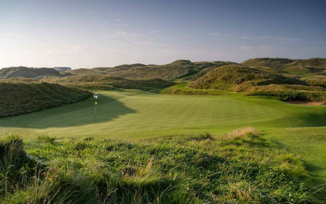 Great Expectations – Ballybunion at its scintillating best