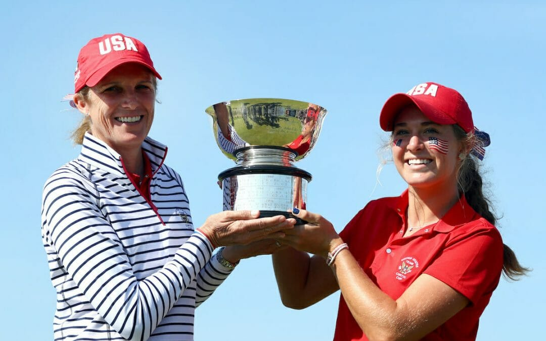 The USA completes remarkable comeback to win 41st Curtis Cup