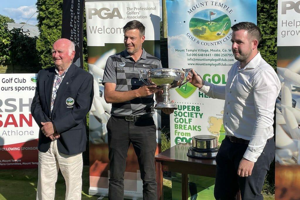 Thornton beats Lowry's course-record to capture Irish Club Pro Championship