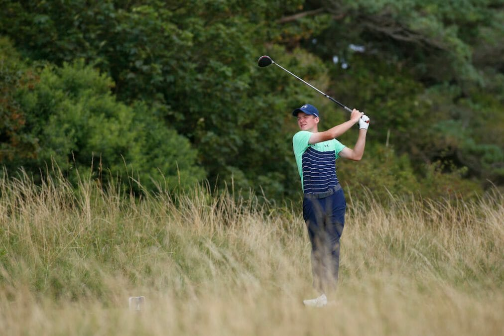 Hill to fly the flag for Ireland at Jacques Léglise Trophy