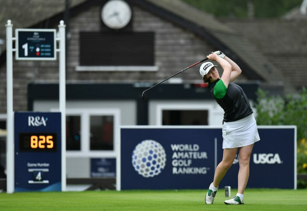 Walsh joins Maguire & co as final Major of the year gets underway at Carnoustie