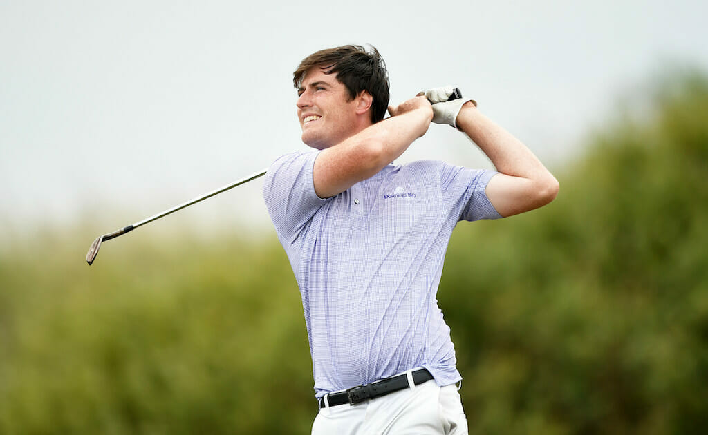 McElroy's Challenge Tour hopes take a hit at EuroPro finale