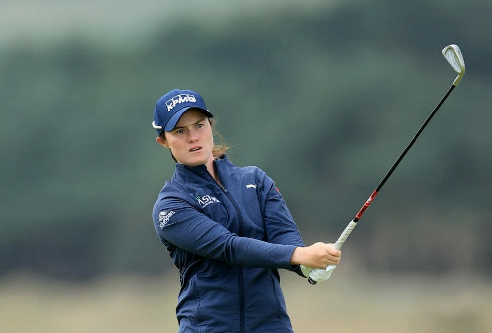 After disappointment in Busan Maguire turns her attention to final two LPGA events