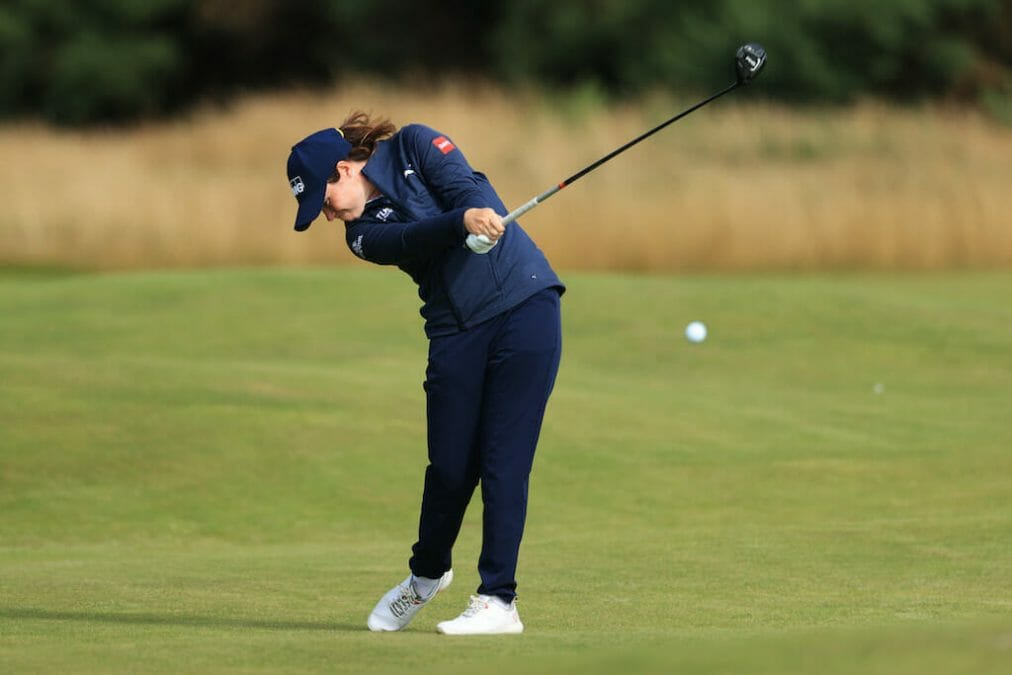 Maguire looking to bounce-back in Korea; Mehaffey in Q-School action