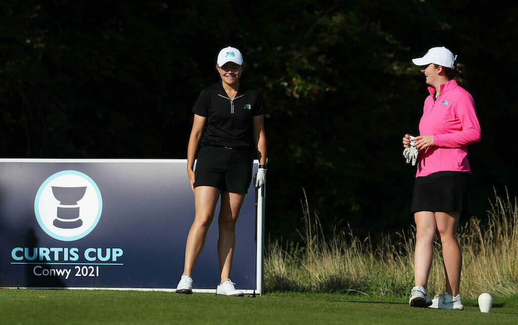 Curtis Cup to be broadcast live on Sky Sports and NBC