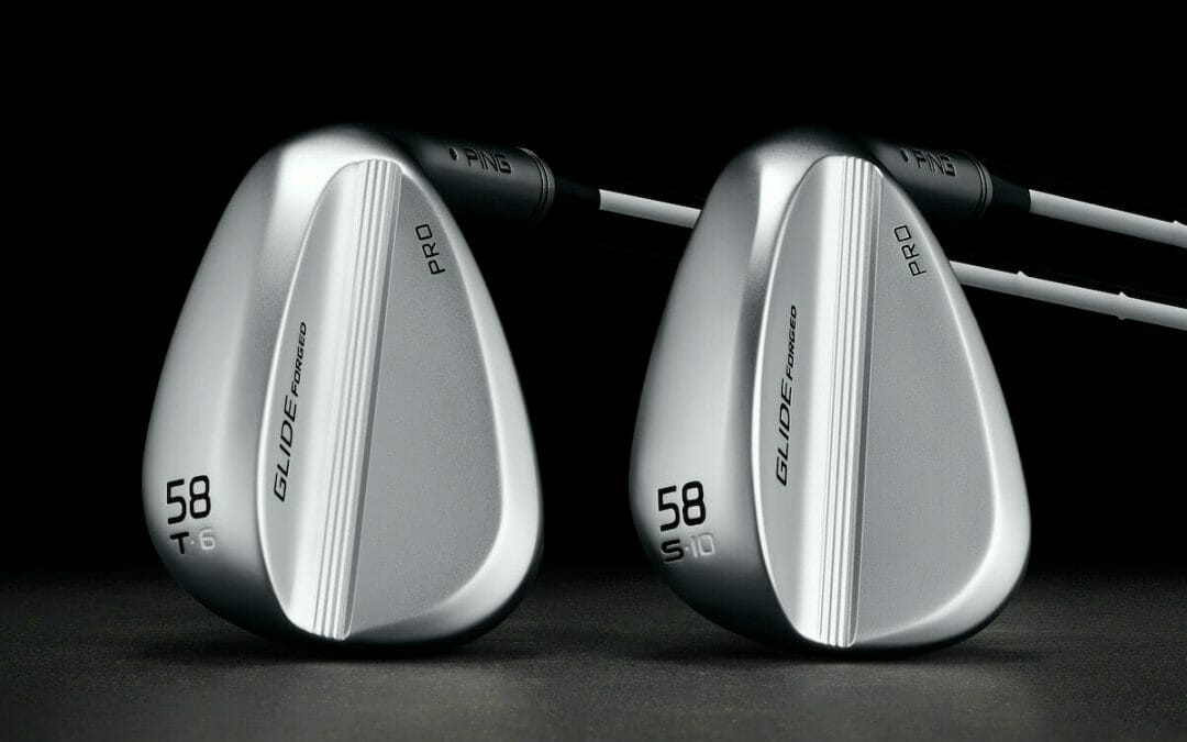 PING introduces Glide Forged Pro with score-lowering versatility
