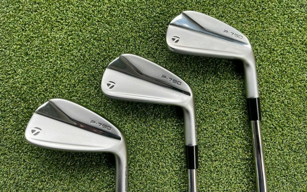 TaylorMade introduces its all-New P·790 Irons