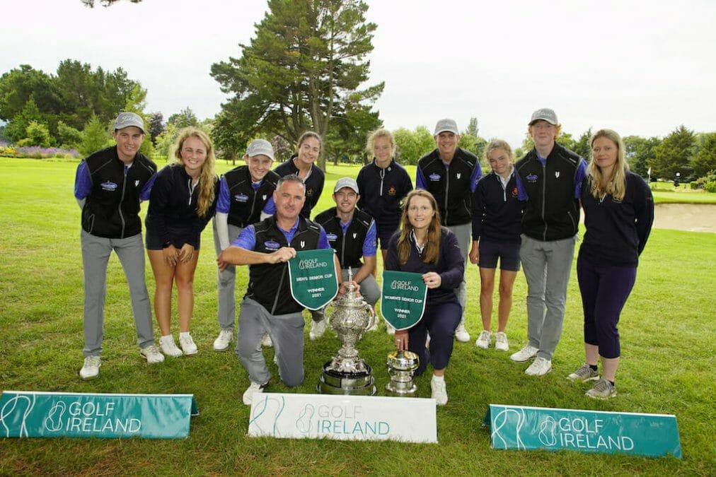 Elm Park and Roganstown win AIG Senior Cups