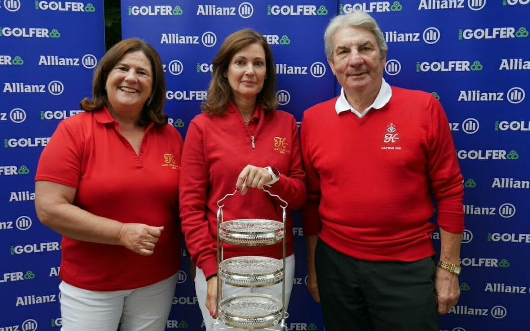 The K Club take top honours at the latest Allianz Irish Golfer Officers' Challenge