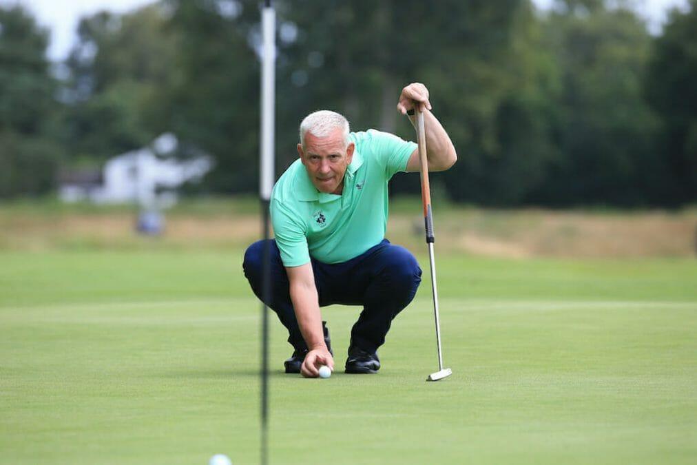Ireland team selected for the European Senior Men's Team Championship
