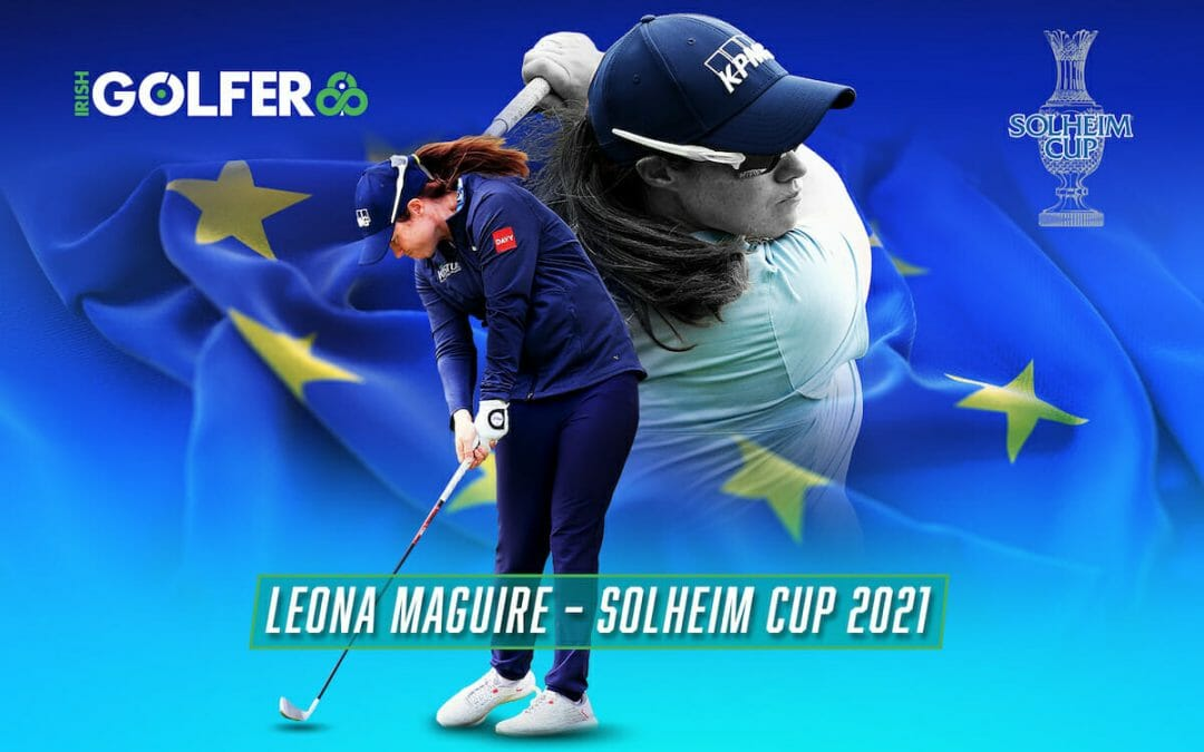 Maguire makes Irish golfing history with Solheim Cup selection