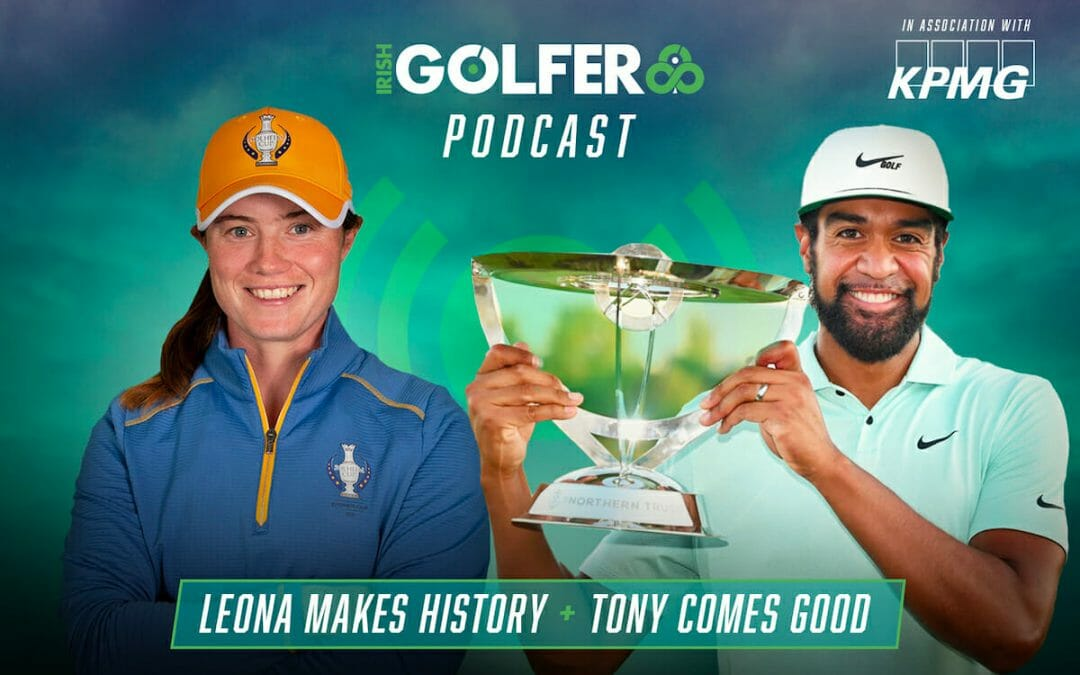 Podcast: Leona makes Solheim history + Tony Finau comes good