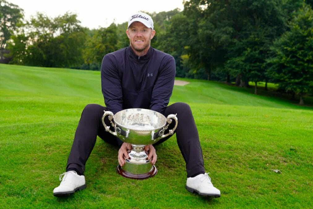 O'Keeffe captures Close title after playoff in Tullamore