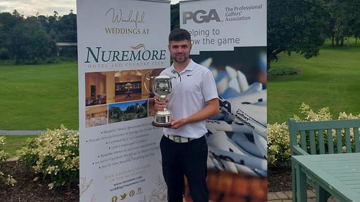 Black edges out Grehan to claim Irish PGA Assistants title