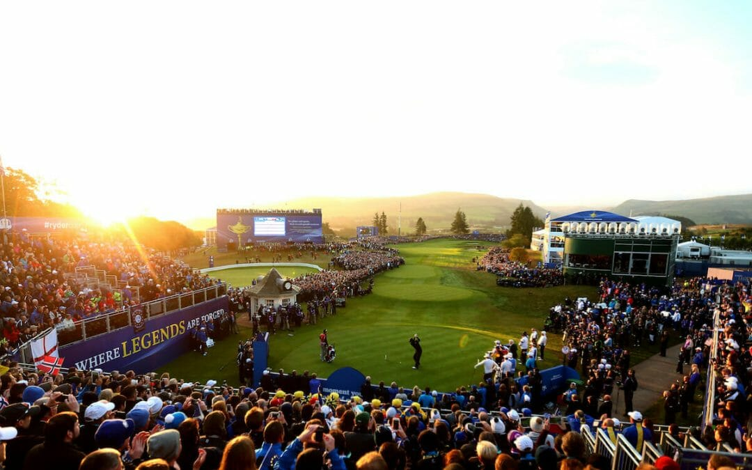 New mixed pairs event launched at Gleneagles