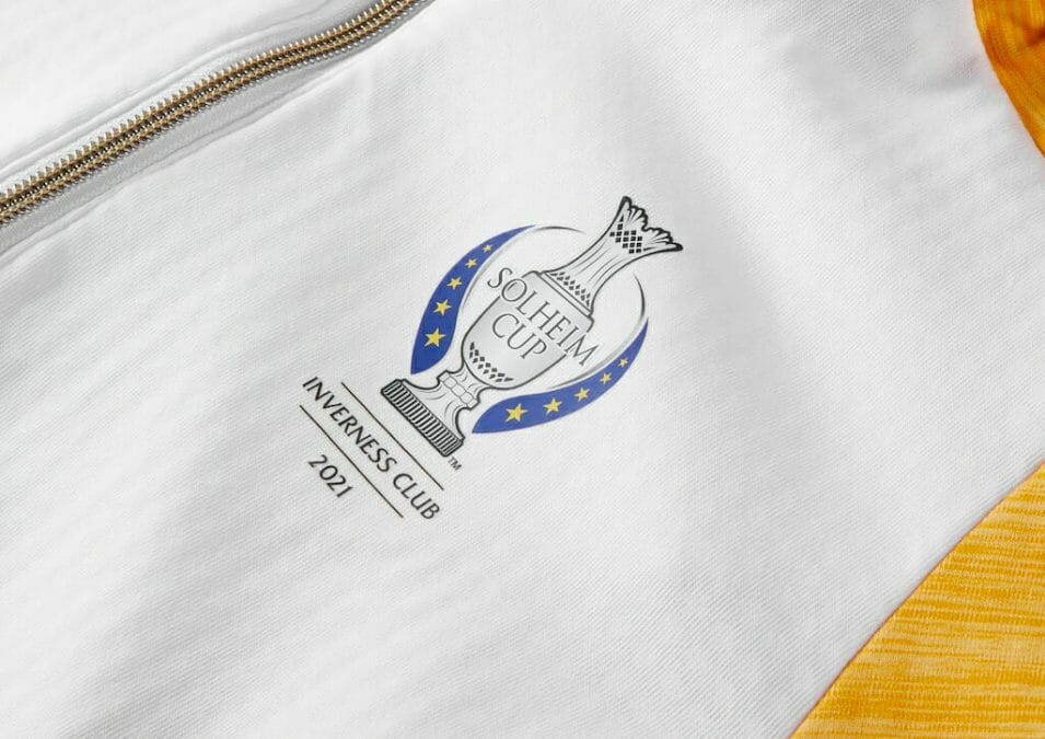 PING unveil details of Team Europe Solheim Cup collection