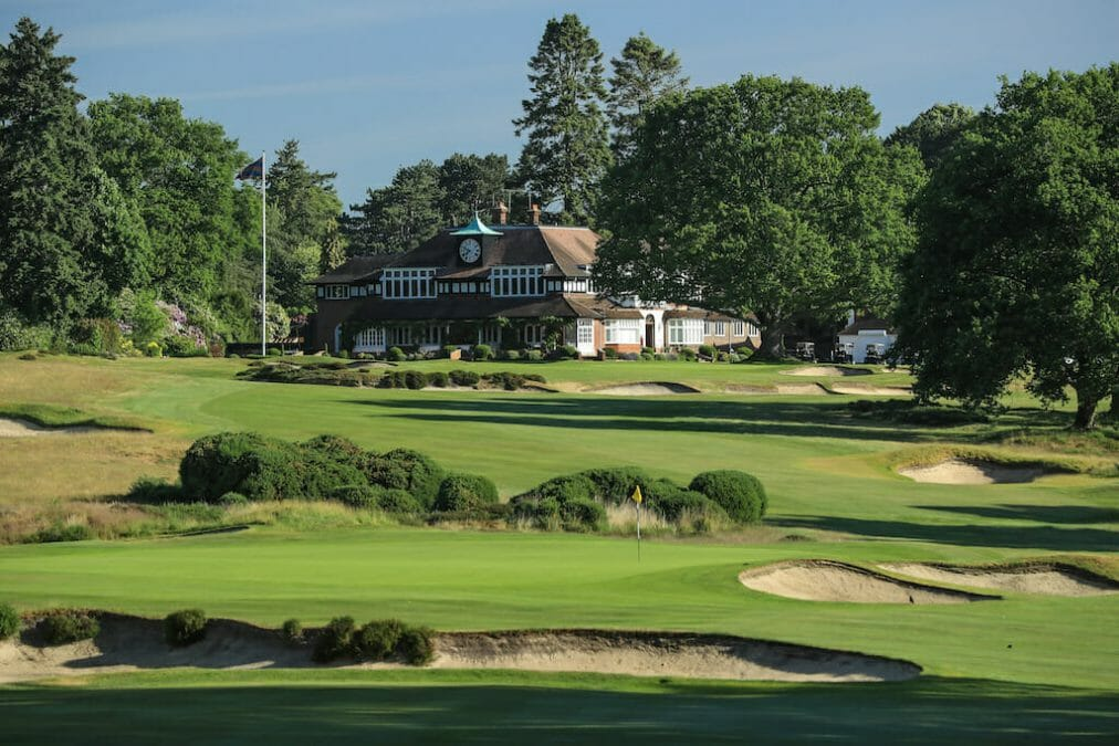 Sunningdale to host the Curtis Cup in 2024