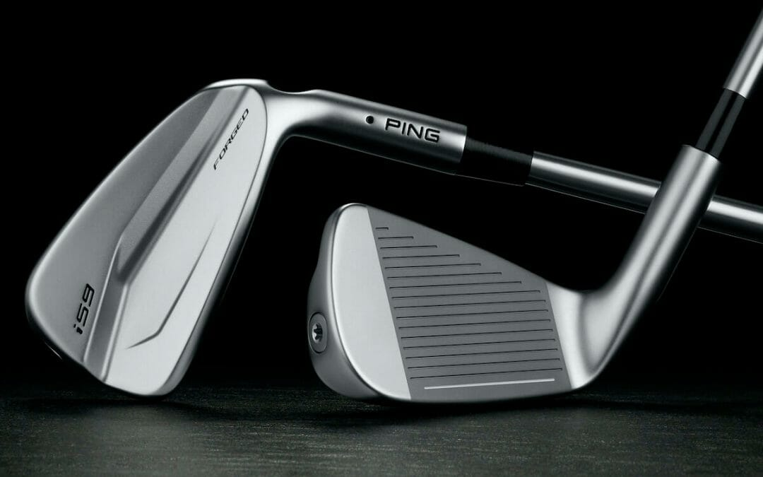 PING elevates its forged iron design with introduction of i59 irons