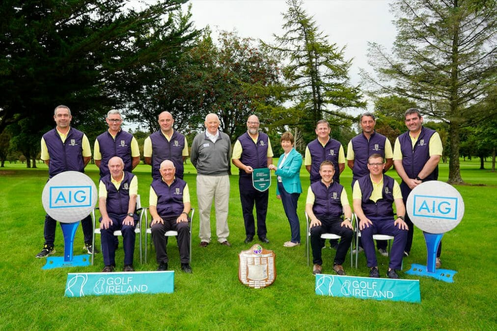 Nenagh and The K Club celebrate Cups and Shields success
