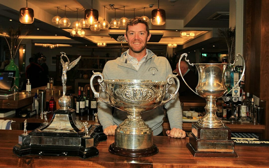 Amateur titles just the tip of the iceberg for ambitious O'Keeffe