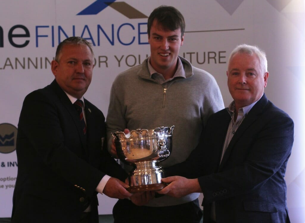 McDonnell denies Rafferty in playoff to lift Dundalk Scratch Cup