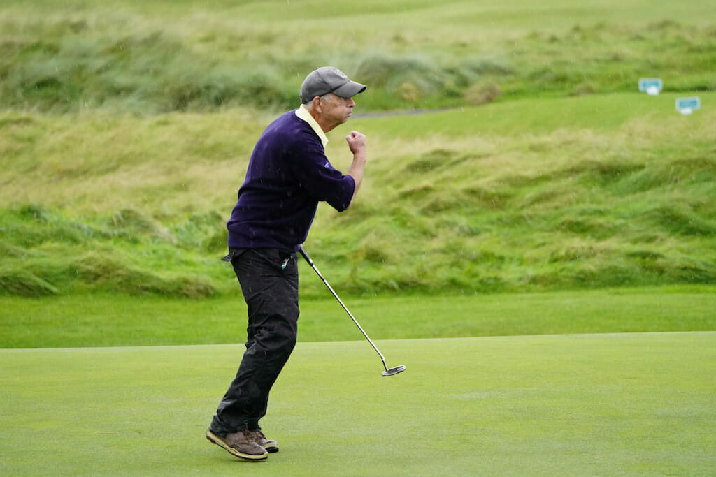 Westmanstown and Nenagh set for Men's Fred Perry Four Balls Final