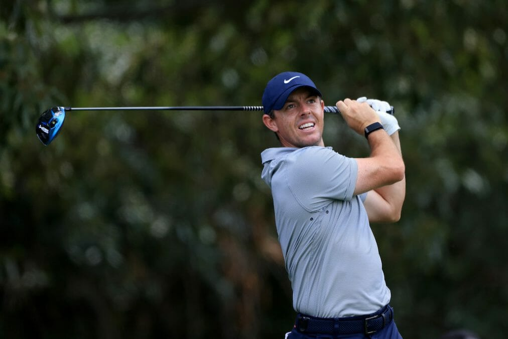 McIlroy confirms Hero World Challenge appearance