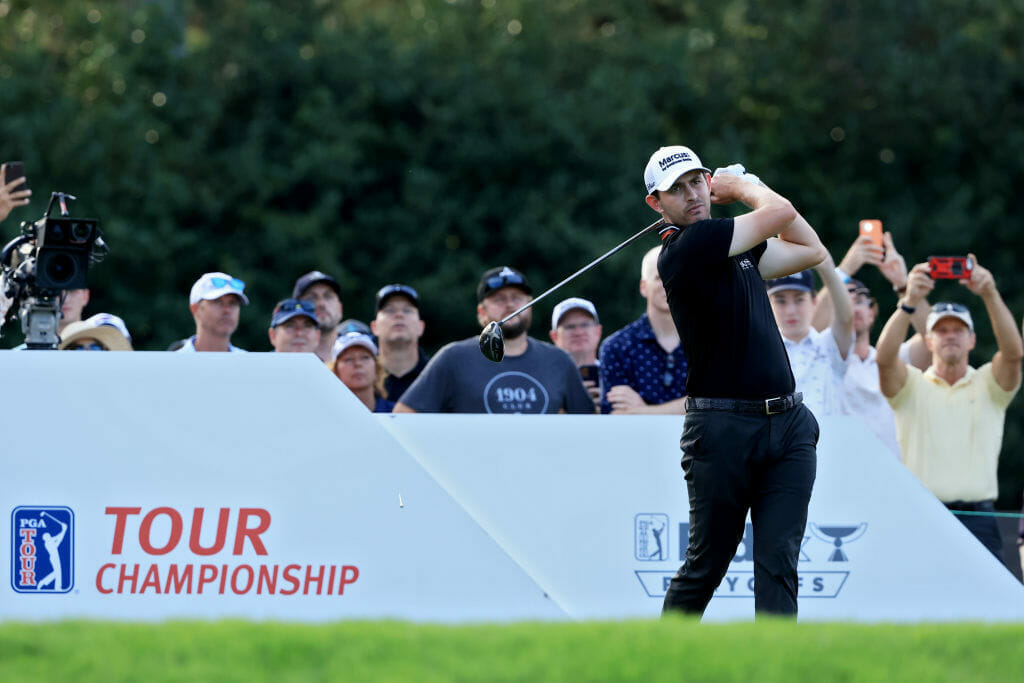 Cantlay keeps his nose in front at the Tour Championship