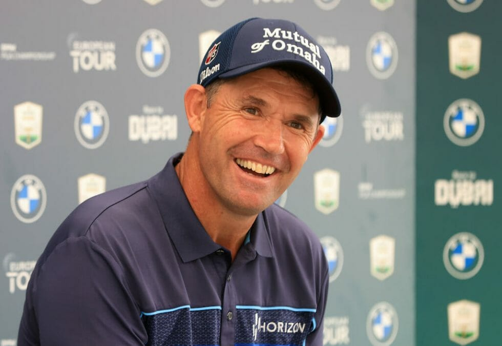 PGA Tour's Q&A with three-time Major winner Padraig Harrington
