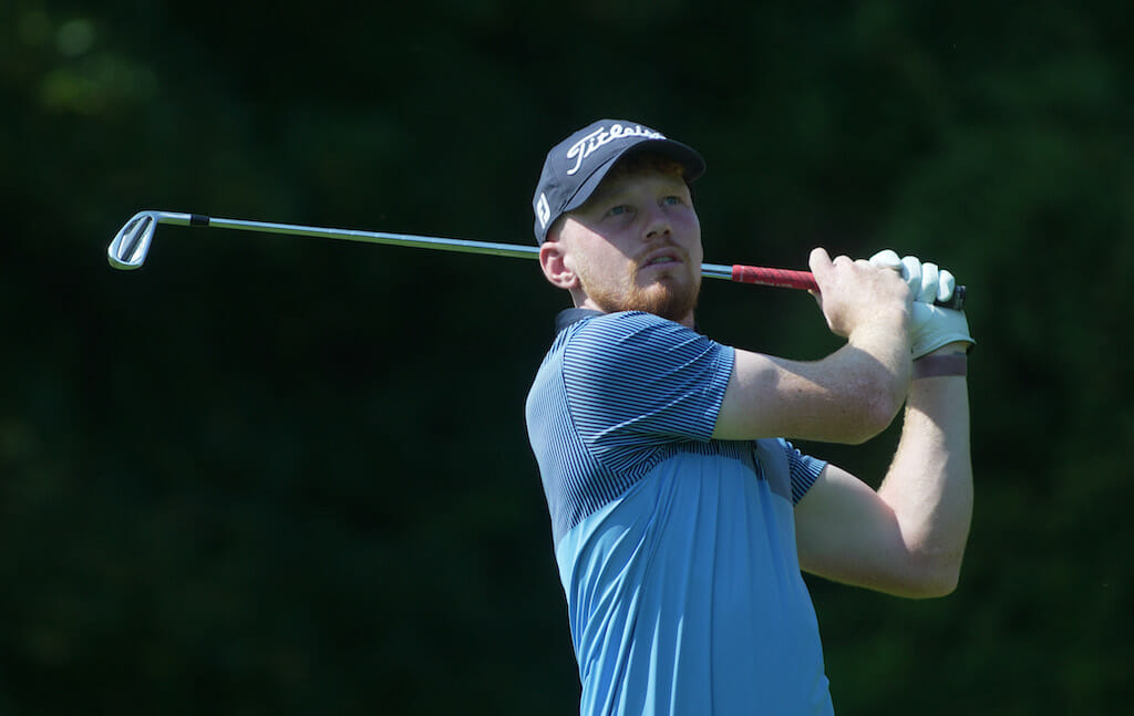 Murphy's hot streak continues with opening 67 in Spain